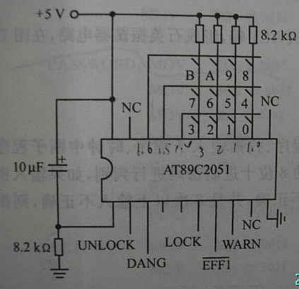 一,硬件电路